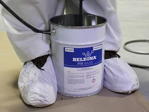 Mixing of Belzona 7111 (Industrial Grade)